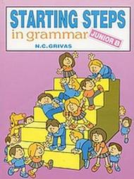 Starting Steps in Grammar