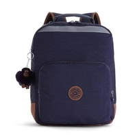Kipling Ava Blue Tan Block