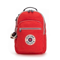 Kipling Clas Seoul Active Red Bl