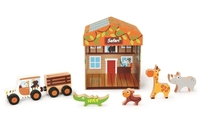 Play box safari
