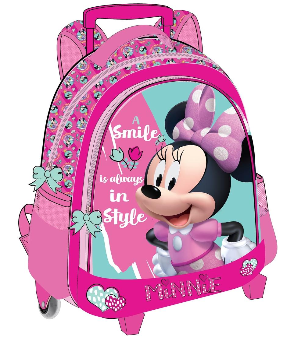 72e1bf633a Τσάντα τρόλλευ νηπιαγωγείου Minnie